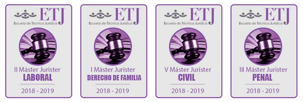 ETJ Másteres y cursos jurídicos presenciales y online