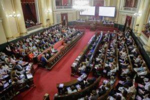 Salon de Sesiones del Senado